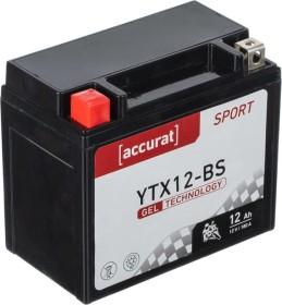 Accurat Sport GEL YTX12-BS (TN3061)
