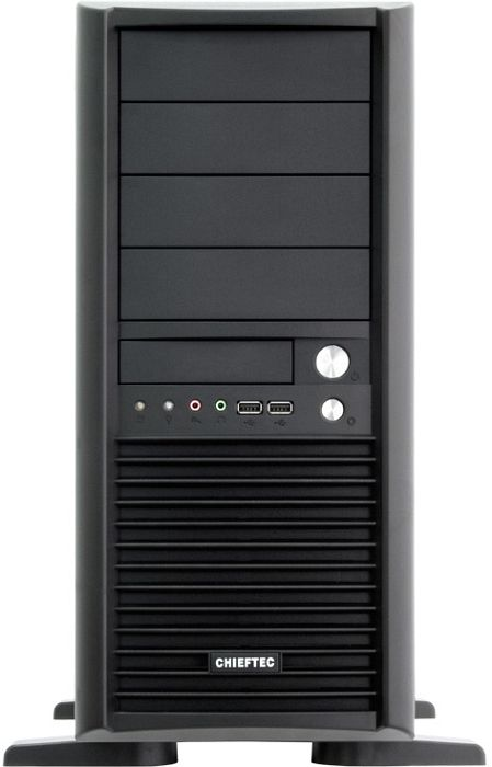Chieftec Smart CM-09B black