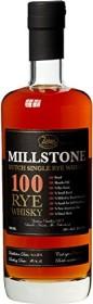 Zuidam Millstone 100 Single Rye 700ml