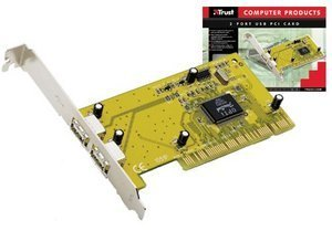 Trust 2 port USB PCI Card (12537)
