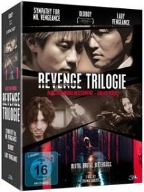 Revenge Trilogie Box (DVD)