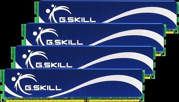 G.Skill Performance DIMM Kit 16GB, DDR2-800, CL5-5-5-15 (F2-6400CL5Q-16GBPQ)