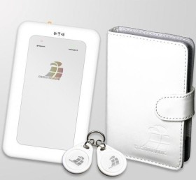Digittrade RS64 RFID Security SSD weiß 500GB, USB-A 2.0 (DG-RS64W-500SSD)