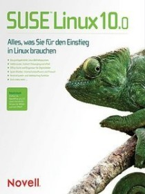 Novell SuSE Linux 10.0 (English) (PC) (00662644463520)