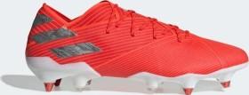 adidas Nemeziz 19.1 SG active red/silver met./solar red (Herren) (F99855)