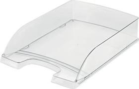 Leitz Plus Briefkorb A4, transparent (52260002)