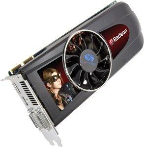 Sapphire Radeon HD 5830, 1GB GDDR5, 2x DVI, HDMI, DisplayPort, lite retail (11169-00-20R)