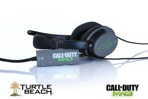 Turtle Beach Ear Force COD modern Warfare 3 Foxtrot headset (PC/MAC/PS4/PS3/Xbox 360) (PX21)