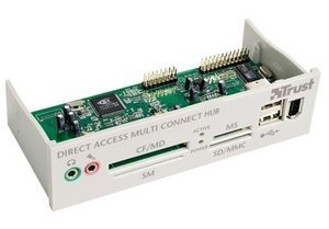 Trust Direct Access Multi Connect Hub (13476)