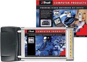 Trust VI-2200p/DV410 Kit, Cardbus (12825)