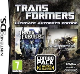 Transformers: Ultimative Autobots Edition (DS)