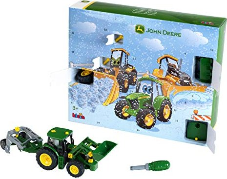Theo Klein John Deere Adventskalender 2019 (3936) -- via Amazon Partnerprogramm