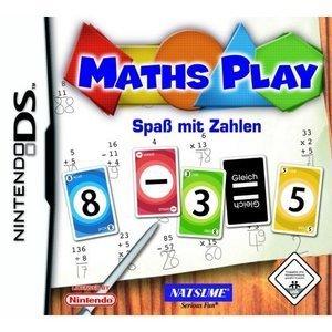 Maths Play - Spaß mit Zahlen (deutsch) (DS)