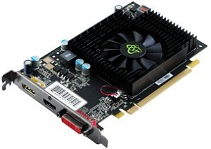 XFX Radeon HD 5570, 1GB DDR3, DVI, HDMI, DisplayPort (HD-557X-ZNF2)