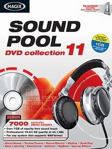 Magix: Soundpool DVD Collection 11 (German) (PC)