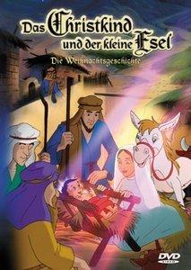 Das Christkind und der kleine Esel