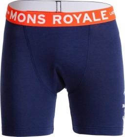 Mons Royale Boxershorts blau (Herren)