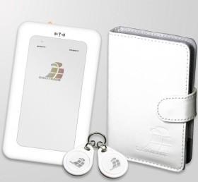 Digittrade RS64 RFID Security SSD weiß 250GB, USB-A 2.0 (DG-RS64W-250SSD)