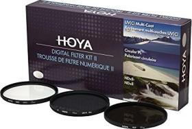 Hoya Digital Filter Kit II 62mm (YKITDG062)