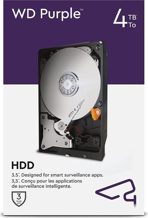 Western Digital WD Surveillance 4TB, SATA 6Gb/s, retail (WDBGKN0040HNC)