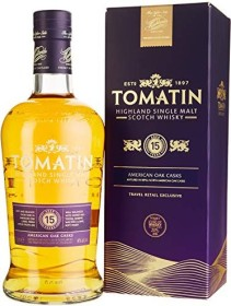 Tomatin 15 Years old 700ml