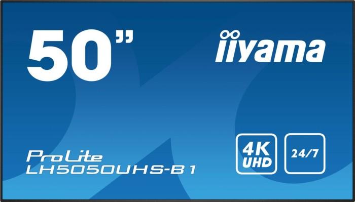 "iiyama ProLite LH5050UHS-B1, 50"""