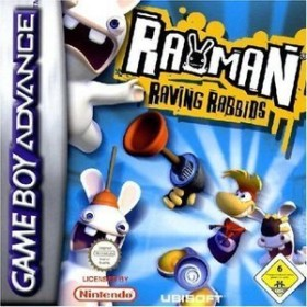 Rayman Raving Rabbids (GBA)