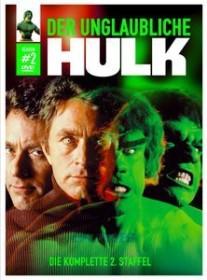 Der unglaubliche Hulk Season 2 (DVD)