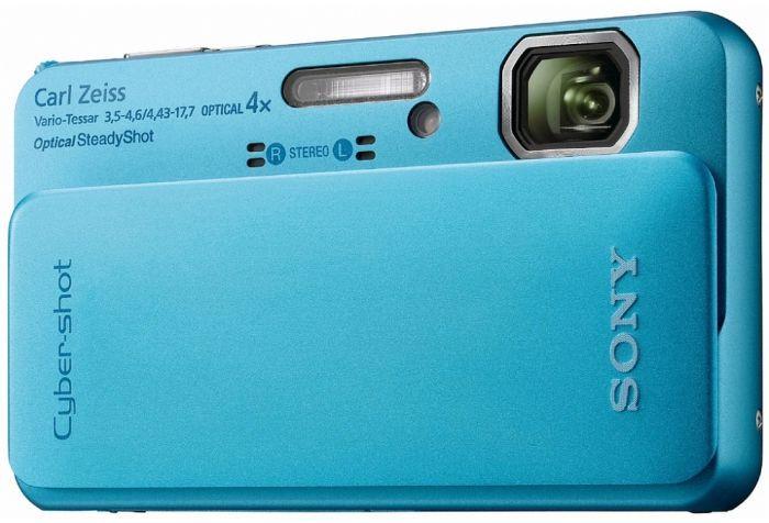 Sony Cyber-shot DSC-TX10 blue