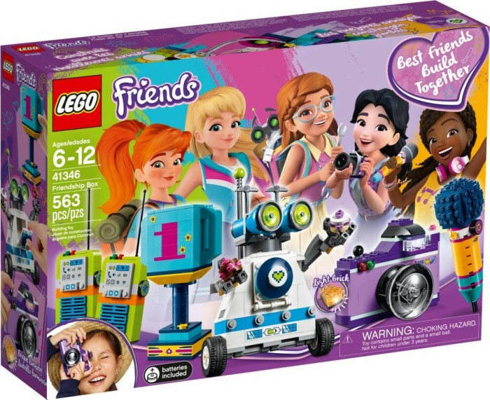 LEGO Friends - Friendship Box (41346)
