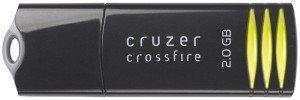 SanDisk Cruzer Crossfire 2GB, USB-A 2.0 (SDCZG-2048-E10) -- © SanDisk