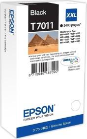 Epson Tinte T7011 schwarz extra hohe Kapazität (C13T70114010)