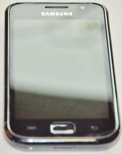 Samsung Galaxy S Plus i9001 schwarz -- © bepixelung.org