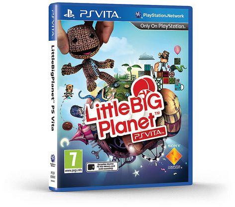 Little Big Planet (angielski) (PSVita)