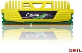 GeIL EVO Corsa DIMM Kit 32GB, DDR3-1600, CL9-9-9-28 (GOC332GB1600C9DQC)
