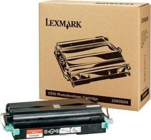 Lexmark 20K0504 Trommel schwarz -- via Amazon Partnerprogramm