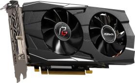 ASRock Phantom Gaming D Radeon RX 580 8G OC, PG D RADEON RX580 8G OC, 8GB GDDR5, DVI, HDMI, 3x DP (90-GA0M00-00UANF)