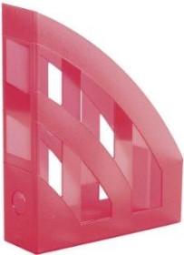 Herlitz Classic Stehsammler A4, rot transparent (10653822)