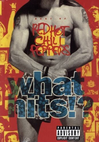 Red Hot Chili Peppers - What Hits -- via Amazon Partnerprogramm