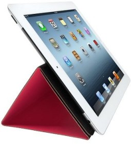 Kensington Cover Stand for iPad 2 red (K39636WW)