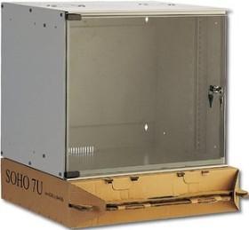 Digitus SoHo-Line 9U, wallmount cabinet unmounted (DN-19 09-U-S)