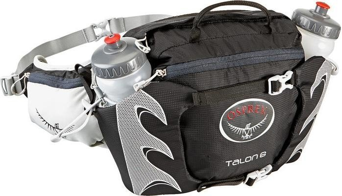 Camping & Outdoor Osprey Talon 6 Lumbar yerba green Reisen Rucksack Tasche Hüfttasche Grün