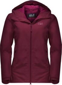 Jack Wolfskin Chilly Morning Jacket garnet red (ladies) (1110631-2405)