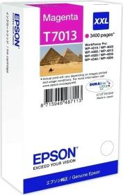Epson Tinte T7013 magenta extra hohe Kapazität (C13T70134010)
