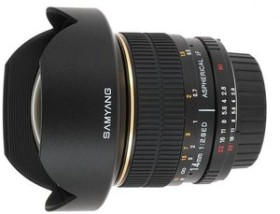 Samyang 14mm 2.8 Asph IF ED UMC for Samsung NX black (1110608101)