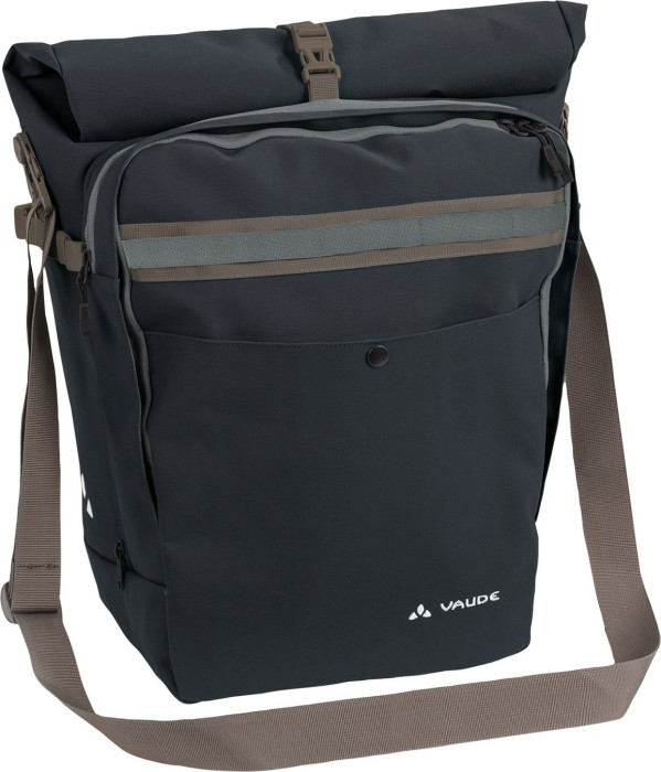 VauDe ExCycling Back luggage carrier bag phantom black (12693-780)