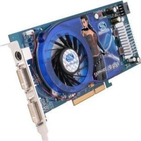 Sapphire Radeon HD 3850, 512MB DDR3, 2x DVI, TV-out, bulk/lite retail (11124-00-10/-20)