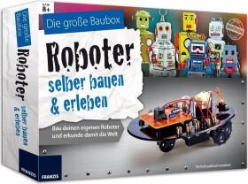 Franzis Die große Baubox - Roboter selber bauen