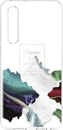 Huawei Clear Case Glacial Fairyland für P30 transparent (51993010) -- via Amazon Partnerprogramm
