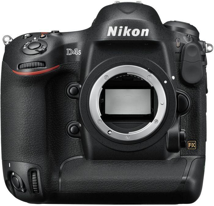 Nikon D4s schwarz Gehäuse (VBA400AE)